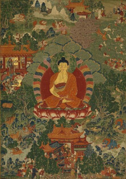 'Previous Lives (Jataka) of Buddha Shakyamuni', 18th century