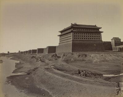 Lai Fong, 'South gate Pekin ', 1879