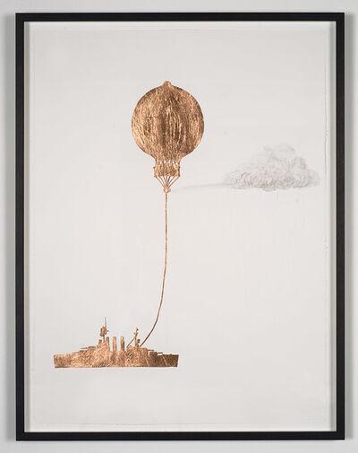 Caroline Rothwell, 'Tethered Marine Balloon Particle Injector', 2014