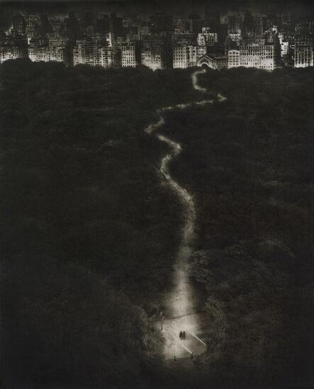 Peter Liepke, 'Sollsbury Hill', 2008