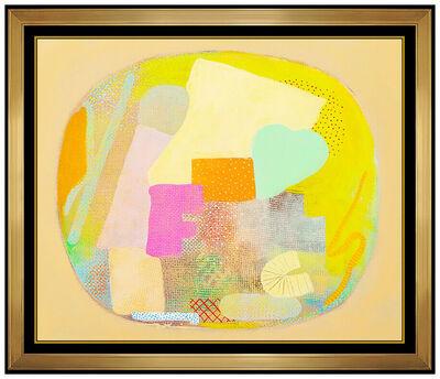 Robert Natkin, 'Study for Field Series Abstract Sculpture', 20th Century