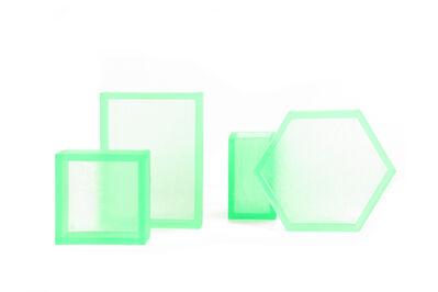 Sylvain Willenz, ''Block' green 803', 2012