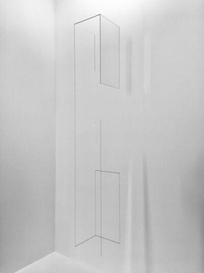 Jong Oh, 'Line Sculpture(column) #6', 2019