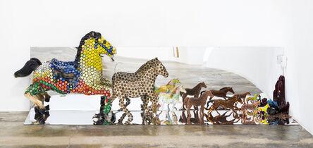 C.K. Wilde, 'All the Pretty Horses', 2015