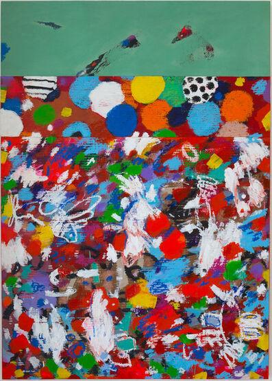 Cheikhou Ba, 'I fly my flag', 2016