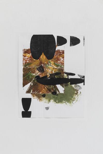 Elizabeth Neel, 'Chewing Air', 2020