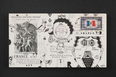 Takanao Kaneko, 'Time in the Envelope 1943'