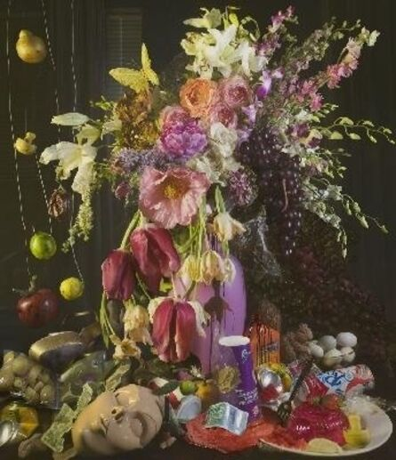 David LaChapelle, 'Late Summer Flower', 2011