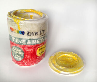 Rose Eken, 'Bucket of Paint', 2015