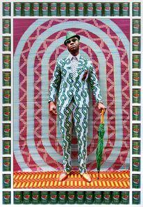 Hassan Hajjaj, 'Afrikan Boy Standin'', 2012/1433 (Gregorian/Hijri)