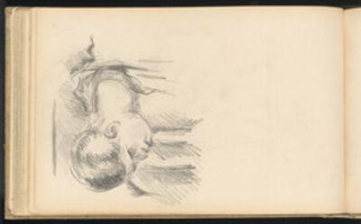 Paul Cézanne, 'Man Bending Forward', 1883/1886