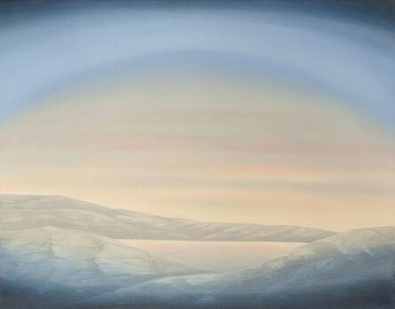 Edouard Wolton, 'Aurore polaire', 2015