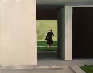 Elisabeth McBrien, 'Leaving Behind', 2017
