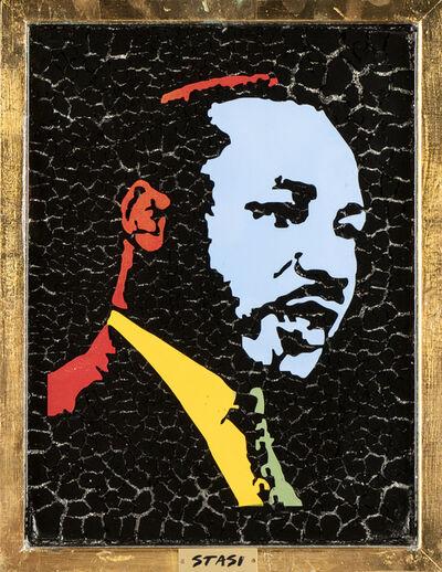Stefano Agostini - Stasi, 'Martin Luther King', 2021