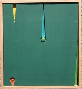 Raúl Esterás, 'Green Balance', 2019