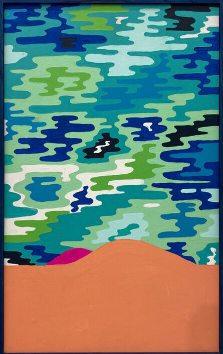Mike Perry, 'Backscape', 2016