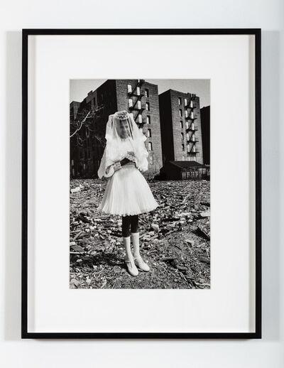 Martine Barrat, 'American pride (Harlem)', 1980