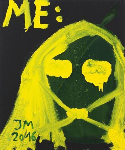 Jonathan Meese, 'DEAR JESSIE DE JOESEY (L.O.V.E.)', 2016