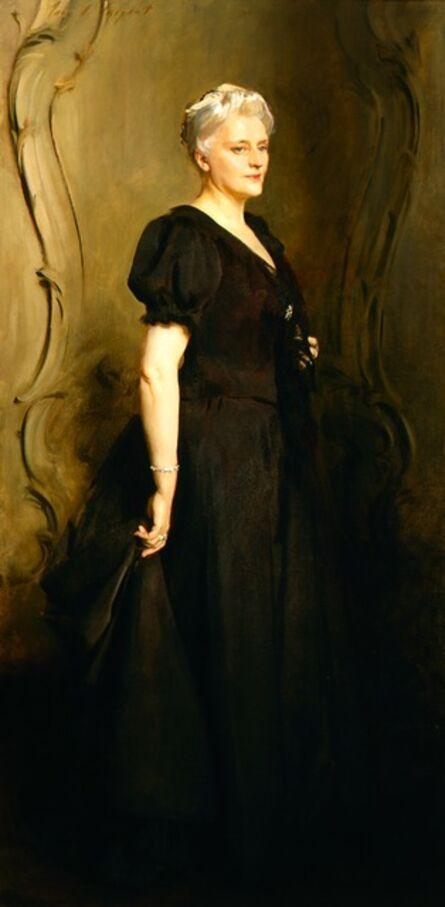 John Singer Sargent, 'Mrs. Frederick William Roller', 1895