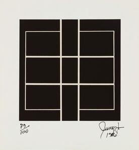 James Juszczyk, 'Untitled (four works)', 1986