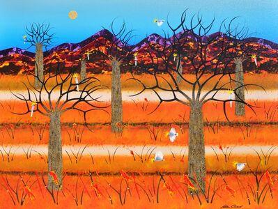 Peter Coad, 'Boab Floodplain', 2013-2014