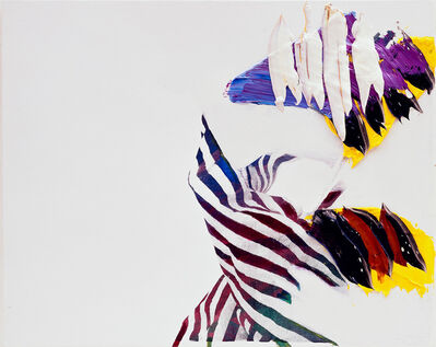 Pia Fries, 'polypogon K1', 2007