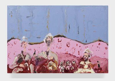 Genieve Figgis, 'Pink Couch', 2015