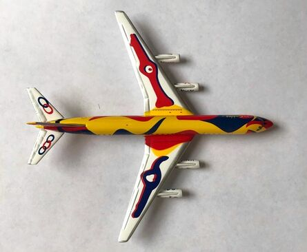 Alexander Calder, 'Limited Edition Model Aircraft of Braniff Flying Colors McDonnell Douglas DC-8 1:400 ', 2005