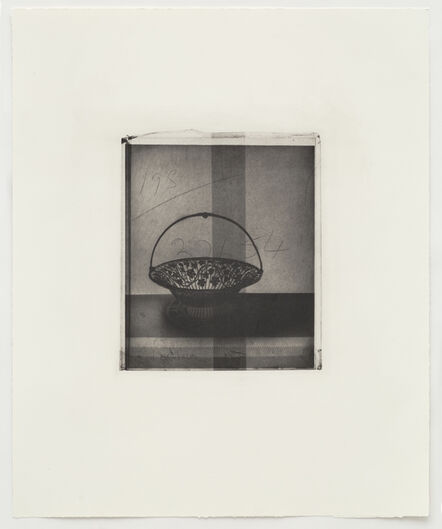 Cornelia Parker, 'Silver Basket', 2015