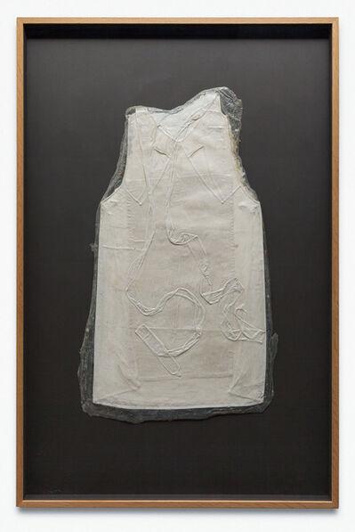 Heidi Bucher, 'Untitled (White Apron)', ca. 1975