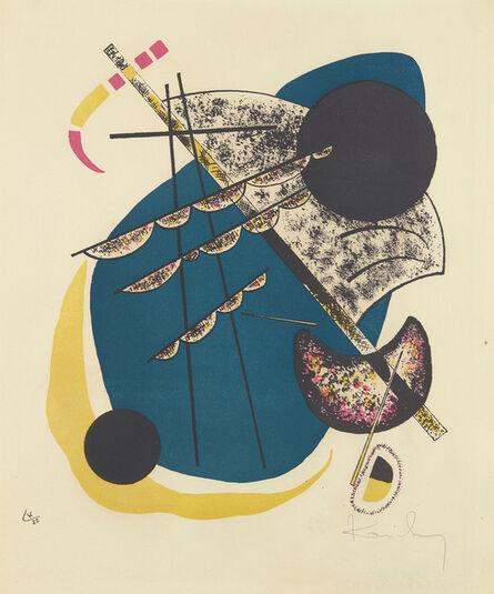 Wassily Kandinsky, 'Kleine Welten II (Little Worlds II), from Kleine Welten (Little Worlds)', 1922