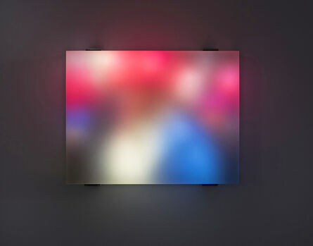 Jim Campbell, 'Blur V', 2017