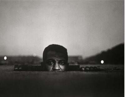 Gordon Parks, 'Emerging Man, Harlem', 1952