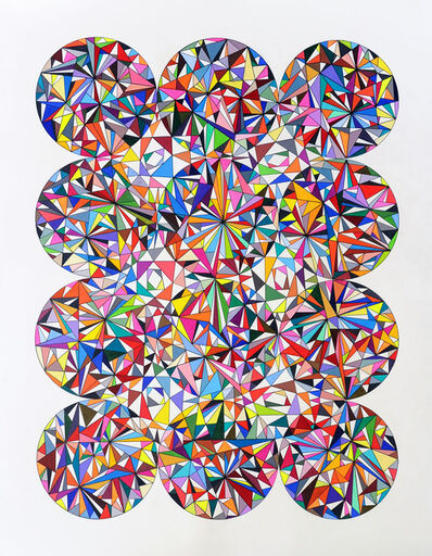 Dennis Koch, 'Untitled (Versor Parallels #2)', 2013
