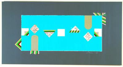 Carole Eisner, 'Kiza', 1980