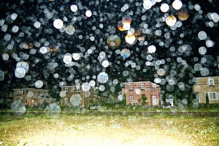 "Lieko Shiga, 'Purple Mountain Housing, from the series ""Canary""', 2007"