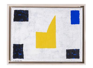 Harrie Gerritz, 'Yellow chapel', 2012