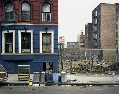 Brian Rose, 'East 7th Street', 1980