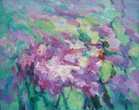 YING LEUNG WONG, 'Purple ', 2013