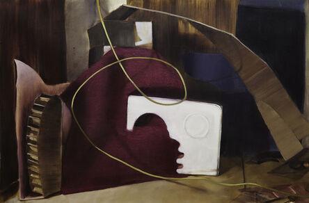 Kupcsik Adrián, 'Cut Paste I', 2014