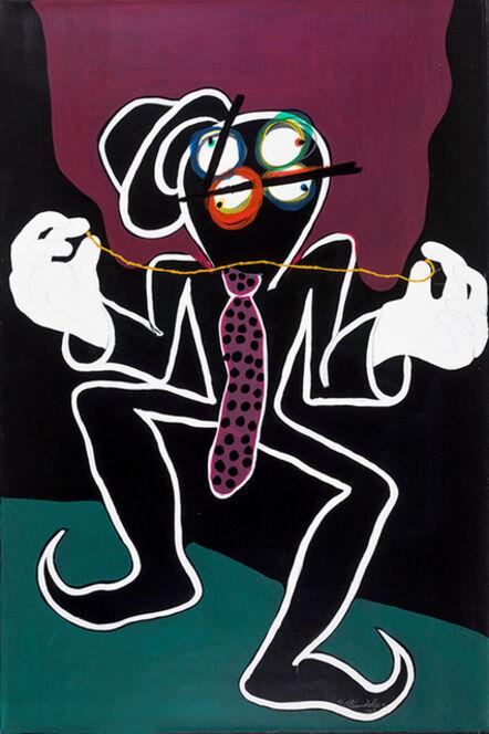 Pathy Tshindele, 'Sans titre', 2012