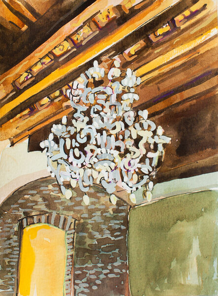 Lee Essex Doyle, 'Study for Palazzo Priuli, Venice', 2014