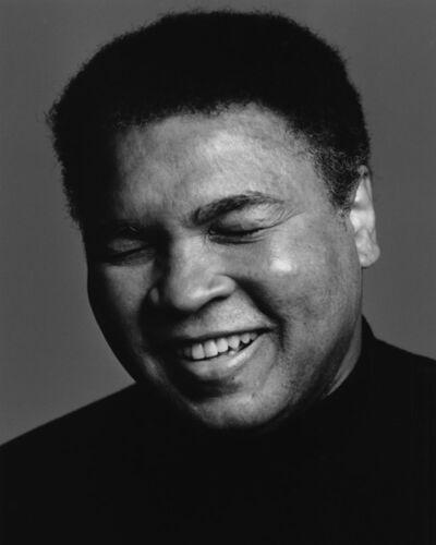 Richard Corman, 'Muhammad Ali Smiling', 1998