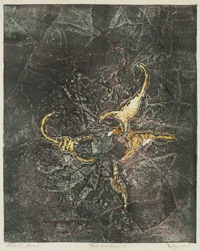 Kanwal Krishna, 'Gay Scorpions', 1962