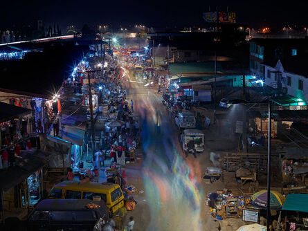 Hans Wilschut, 'River, Lagos', 2016