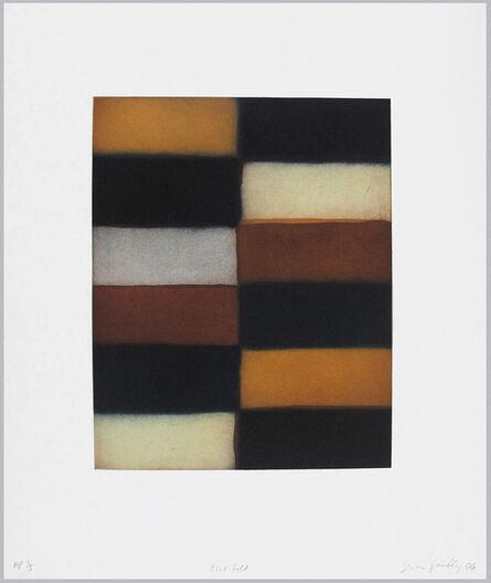 Sean Scully, 'Blue Fold', 2006