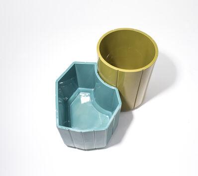 India Mahdavi, 'Monochrome Vases SET #4-5 from Series 3', 2013