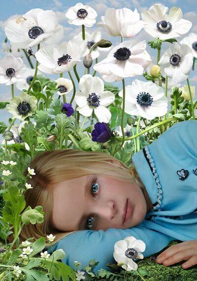 Ruud Van Empel, 'Dawn #4', 2008