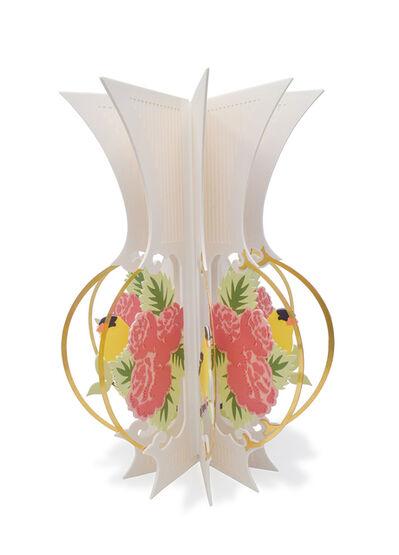 Janice Jakielski, 'Bird Cage Book Vase', 2021