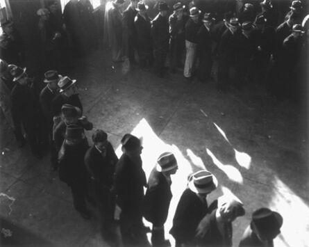 Dorothea Lange, 'Social Security, San Francisco', 1937